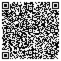 QR code with H M S International Inc contacts