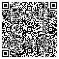 QR code with M E Bramblett contacts