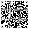 QR code with Oak-Griner Baptist Church contacts