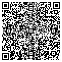 QR code with James Dance Center contacts