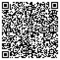 QR code with K & S Auto Center contacts