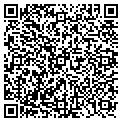 QR code with R & E Developers Corp contacts