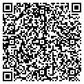 QR code with Simmons & White Inc contacts
