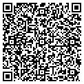 QR code with A & R Stamp & Coin Inc contacts