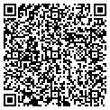 QR code with B M H Concrete Inc contacts