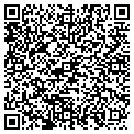 QR code with B & B Maintenance contacts