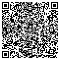 QR code with A & T Printing contacts