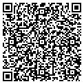 QR code with R M Stauffer Machining contacts