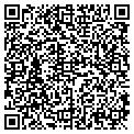 QR code with S & B Cost Cutter Store contacts