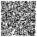 QR code with D R Leach Irrigation Inc contacts