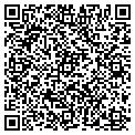 QR code with DGM Trading Co contacts
