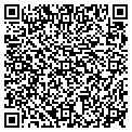 QR code with James W Brotherton Architects contacts