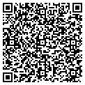 QR code with Gina's Hair Emporium contacts