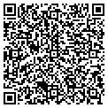 QR code with S & A Lawn Service & Repair contacts