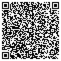 QR code with James R Chandler MD contacts