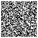 QR code with M Artibees Pressure Cleaning contacts