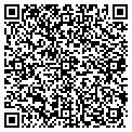 QR code with D & L Cellular Service contacts