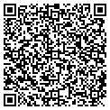 QR code with M & R Appliance Service contacts