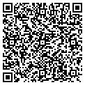 QR code with All Pro Blinds contacts