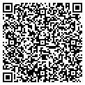 QR code with K B & R Trading Corp contacts
