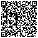 QR code with T & C Creative Coatings contacts