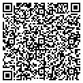 QR code with F & M Building Service Inc contacts