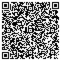 QR code with A & G Assoc-The Palm Beaches contacts
