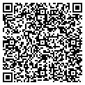 QR code with M R Cleaning Service contacts