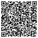 QR code with R & D Confections contacts