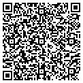 QR code with M & M Dry Cleaners contacts