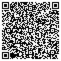 QR code with J & K Liquor Store contacts