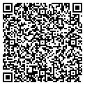 QR code with K & B Appliance & Cooling Rpr contacts