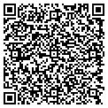 QR code with M & M Jewelry Designs Inc contacts