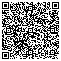 QR code with B & B Feed & Seed contacts