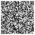 QR code with S & S Food Store 13 contacts