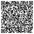 QR code with K & M Decks & Docks contacts