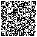 QR code with J & W Wholesale Food Inc contacts