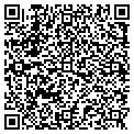 QR code with M & L Project Service Inc contacts