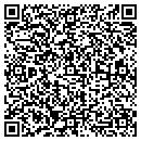 QR code with S&S Alignment & Brake Service contacts