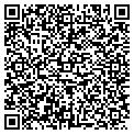 QR code with P M Services Company contacts