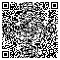 QR code with P & H Structural Forming Corp contacts