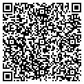 QR code with London Beverly MD contacts