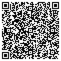 QR code with E & B Automotives contacts
