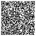 QR code with F & W Forestry Services Inc contacts