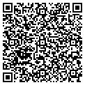 QR code with D H Osborne Construction Co contacts