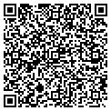 QR code with Hemodynamics contacts