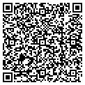 QR code with Bamboo Club contacts