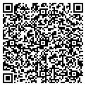QR code with C & M Construction Inc contacts