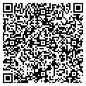 QR code with D & S Cellular World contacts