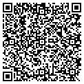 QR code with B & S Ranch & Cattle Co contacts